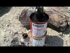 ロケットストーブ_テスト5_(吸排気サイクロン) - YouTube