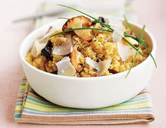 Mushroom Quinoa Risotto A Super Food That's Flavorful