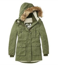 The Plush Parka. #outerwear #iweargarage #parka | Outerwear ...