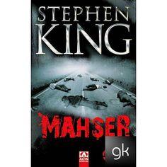 Mahşer - Stephen King E-Kitap İndir Good Books, Books To Read, My Books, The Secret Book, The Book, Atticus Finch, Film Books, Albert Einstein, Book Lists