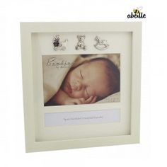 My Hospital Bracelet Keepsake Display Box Baby Gift