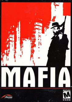 Mafia PC CD involved in organized crime underworld MOB family mobster game Mafia Video Game, Mafia Game, Mafia 2, Xbox 360, Playstation 2, Underworld, Free Games, Pc Games, Best Games