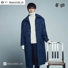 #Repost @8seconds_kr with @repostapp ・・・ 8SECONDS X G-DRAGON  클래식하면서도 보온성까지 겸비한 8SECONDS X G-DRAGON #GD #체크 #맥코트 와 오버핏 #터틀넥니트  The warm and classic item for 8SECONDS X G-DRAGON #GDoversized_fit_mac_coat , #GDturtle_neck_pullover #에잇세컨즈 #콜라보레이션 #명동 #지디 #지드래곤 #권지용 #지디콜라보 #지디스타일 #겨울 #8SECONDS #8S #kfashion #kstyle #koreafashion #8byGD #gd #gdragon #gdstyle #jiyong #kwonjiyong #collaboration #ssfshop #code_256730X02P @8seconds_kr