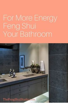 Feng Shui in the bathroom can add a lot of extra energy to your home and your life. Create your Feng Shui Home and bath today. #fengshui #fengshuihome #fengshuibath #fengshuitips #fengshuihowto #fengshuibathroom #fengshuidecor #fengshuitoiletseat #fengshuibaguaareas #fengshuibasics #fengshuidiy #fengshuidesign #bathdesign #bathroomdesign
