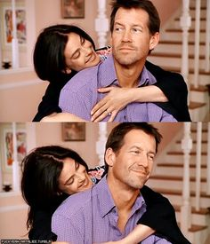 Susan + Mike Delfino from desperate housewives <3 I like them sooooo much ! <3