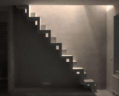 Mlynářské schody v lomenicovém provedení - DNA DESIGN