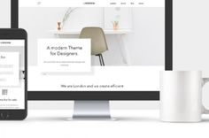 This is a minimalist psd screen web showcase with a desktop and mobile device to display your designs. We also added...