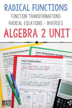 95 Best Radicals images in 2019   Algebra, Algebra 2