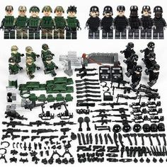 16 Best Lego Modern Army Minifigures images in 2019 | Lego