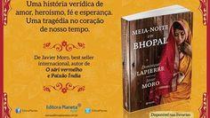 Saiba mais sobre o novo livro de Javier Moro | Literatura de Cabeça