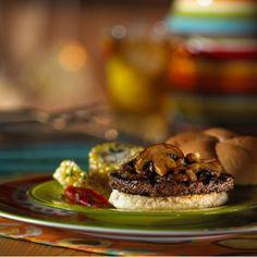 MorningStar Farms® Portabella Mushroom and Onion Burger Topping