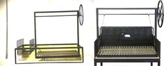 Argentine Grills Kits | Wood Fired Pits | Masonry Grills - NorCal Ovenworks Inc