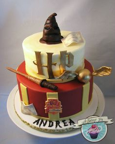 Pin by Laurell K Hamilton on Beautiful cakes Pinterest Harry