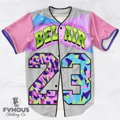 FRESH PRINCE x BEL AIR 23 - Fvmous Clothing Co.