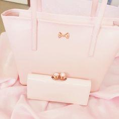 32a85175a8c5 Pink Princess 🎀. Ted Baker HandbagTed Baker BagTed Baker DressTed Baker  MakeupTed ...