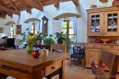 Parasztház újrahangolva | Házból Otthont Simply Home, Cottage Homes, Vintage Kitchen, Sweet Home, Dining Room, Farmhouse, Rustic, Interior Design, Country