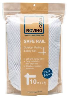Amazon.com : Roving Cove Safe Rail   10ft X 3ft   OUTDOOR Balcony And
