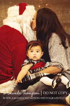 """I saw Mommy kissing Santa Claus!"""