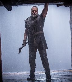 Image from the movie Noah.