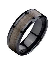 elegant wood wedding engagement rings wood wedding rings with something good - Wood Wedding Rings For Men