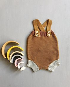 In love with rainbows and rompers #monkind #organicbabyclothes #wemadeyourclothes #fullcirclecollection
