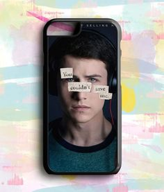 13 Reasons Why Clay Jensen-iphone-6s-7-plus-case