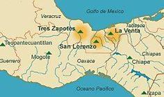 localizacion geografica de la cultura olmeca - Buscar con Google