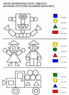 activities math preschool / activities math for kids activities math preschool activities math Preschool Writing, Kindergarten Math Worksheets, Number Worksheets, Tracing Worksheets, Alphabet Worksheets, Preschool Learning Activities, Shape Activities, Math For Kids, Kids Education