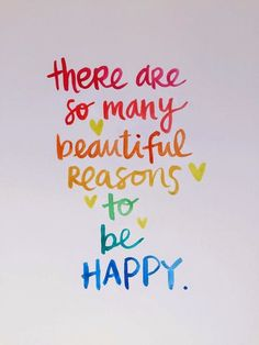 Motivational Monday || Happy