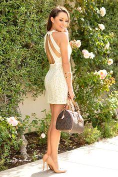 Jessica Hapatime beautiful summer dress
