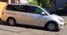 Used 2007 Honda Odyssey For Sale – $12,000 At Basking Ridge, NJ Contact:863-449-1125 Car Id:57849