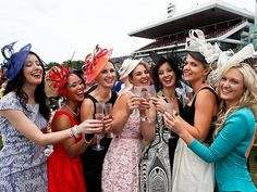 Is it all about Fashion over Fillies? Melbourne Cup Fashion, All About Fashion, Fashion Over, Spring Racing, Ladies Day, Derby, Dress Up, Glamour, Lady