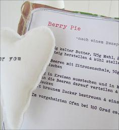 Berry Pie // Meine Rosarote Seite