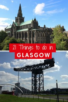 A guide of things to do in the Scottish city of Glasgow. Europe UK and Britain