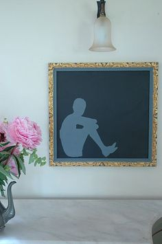Icon Blackboards -  Twiggy