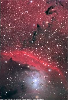 Lagoon Nebula NGC 6559