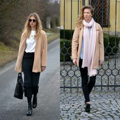 Style of Lucie Redlich: Mango Coat Mango Coats, Duster Coat, Winter, Jackets, Style, Fashion, Winter Time, Down Jackets, Moda