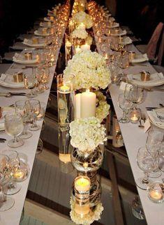 Reception Table, Reception Decorations, Wedding Table, Rustic Wedding, Table Decorations, Wedding Reception Lighting, Budget Wedding, Wedding Venues, Wedding Ideas