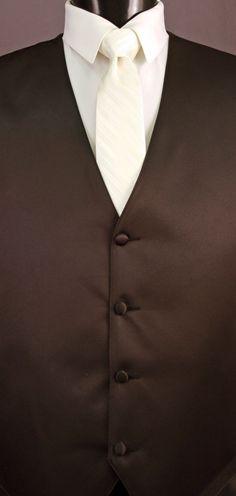 Ivory Cravat Striped Tie by LarrBrio