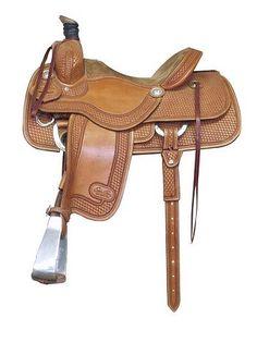 Roping Saddles
