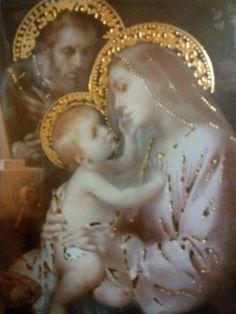 NUESTRA SEÑORA DE LOURDES...: FAMILIA DE NAZARET..