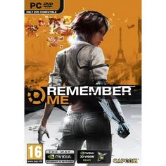 Remember Me Game PC | http://gamesactions.com shares #new #latest #videogames #games for #pc #psp #ps3 #wii #xbox #nintendo #3ds
