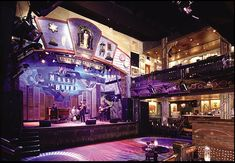 House of Blues New Orleans, where Tatum Jones plays her first show.