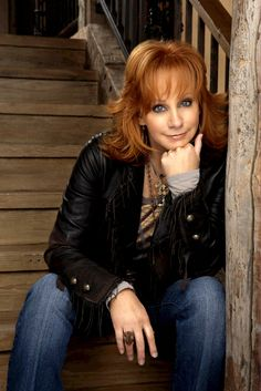 Reba McEntire - Another on of those famous Okie gals