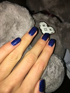 OPI Give me space starlight limited edition sparkling blue