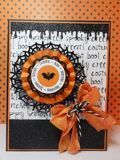 My Craft Spot: Sneak Peek Party Day #1 - Stampin' around Fall & Tiny Doily Metal Dies
