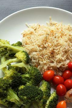 Lemon and Herb Rice Pilaf