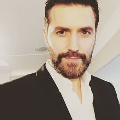 """15.9k Likes, 486 Comments - Richard Armitage (@richardcarmitage) on Instagram: """"Preparing for a 'night at the Opera'. (Unseen footage)"""""""