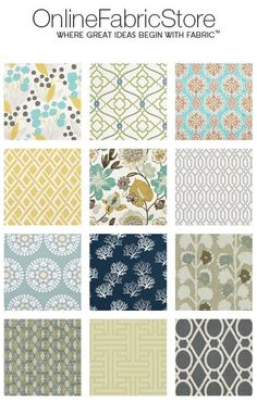 I Love Fabric!