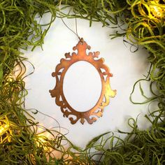 ornate frame IV – Thistlehandmade Ornaments, Mirror, Frame, Home Decor, Picture Frame, Decoration Home, Room Decor, Mirrors, Christmas Decorations